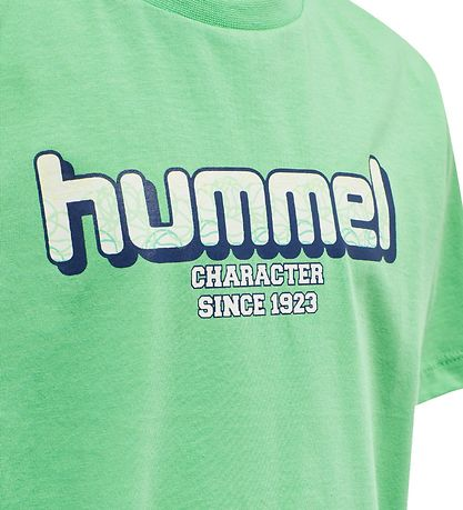 Hummel T-shirt - hmlPanther - Green