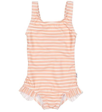 Petit Piao Swimsuit - UV50 + - Peach Naught/Eggnog