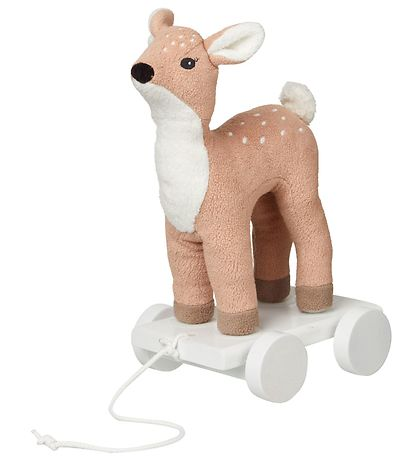Cam Cam Pull Along Toy - Deer