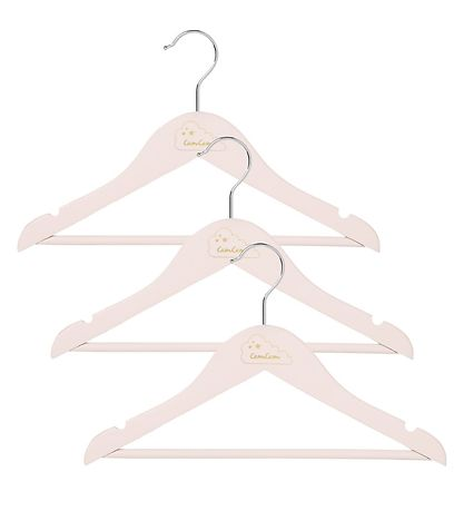 Cam Cam Hangers - 3-Pack - Pink