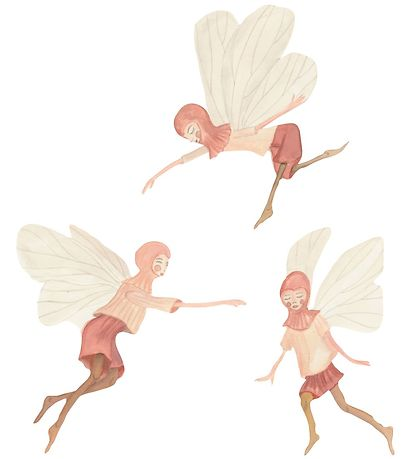 That's Mine Wall Stories - 3 pcs - Forest Fairies