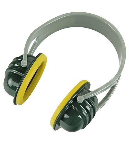 Bosch Mini Earmuffs - Toys - Green/Yellow/Grey