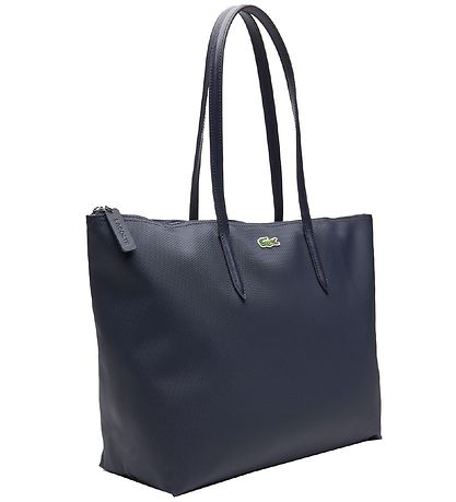 Lacoste Bag - Small Shopping Bag - Eclipse