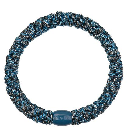 Kknekki Hair Tie - Navy Multiglitter