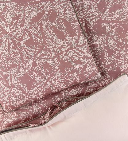 Pine Cone Duvet Cover - Baby - Champagne Old Rose/Angel