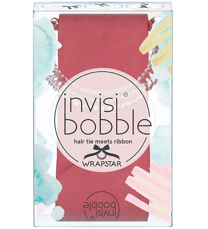 Invisibobble Elastic Hair Band - Wrapstar - Machu Peachu