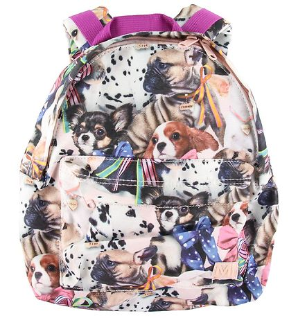 Molo Backpack - Puppy Love