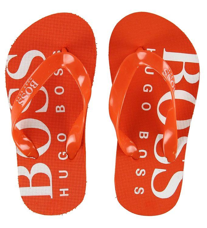 BOSS Flip-flops - Orange