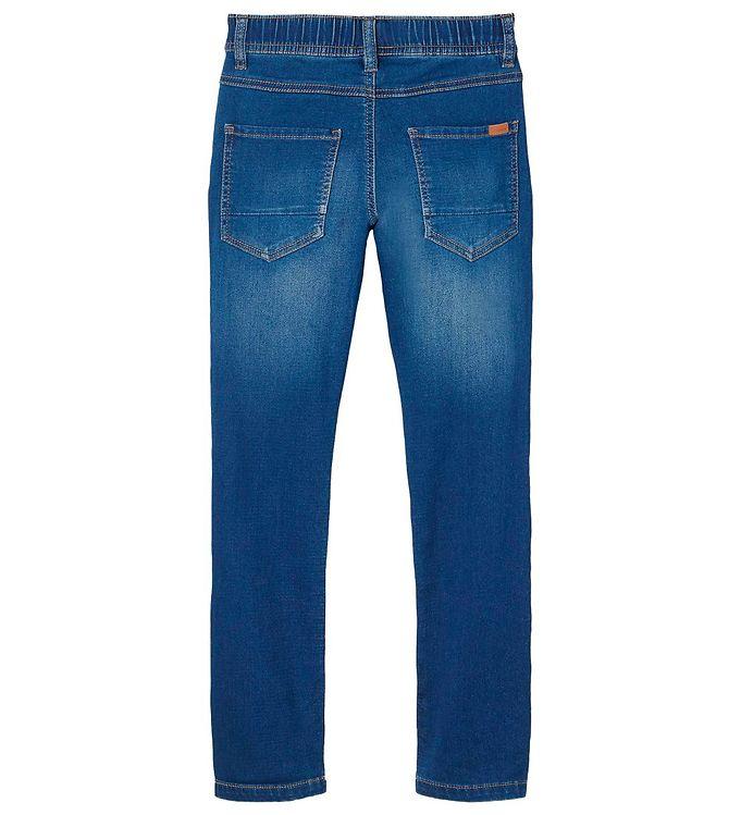 Name It Nitrur Dark Sweat DNM WR Pant Mznb Noos Jeans B/éb/é gar/çon