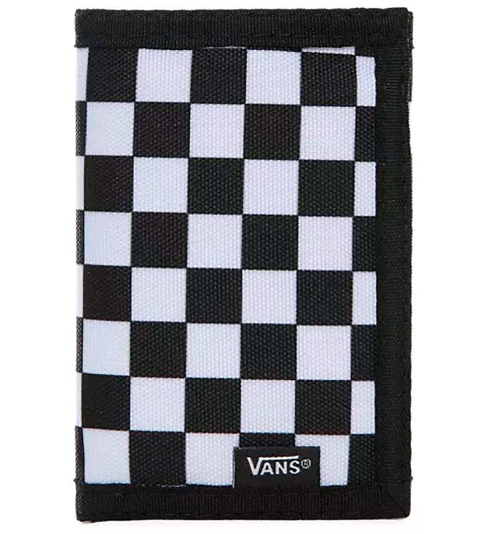 Vans Wallet - Slipped - White/Black
