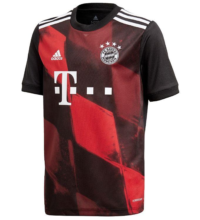 adidas Performance Football Jersey - Bayern Munich - Red/Black