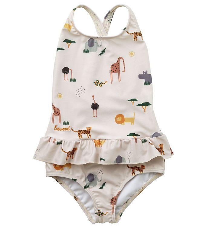 UPF Neck Coverage Beachwear Swim Hat Hot Tuna/ Childrens 30