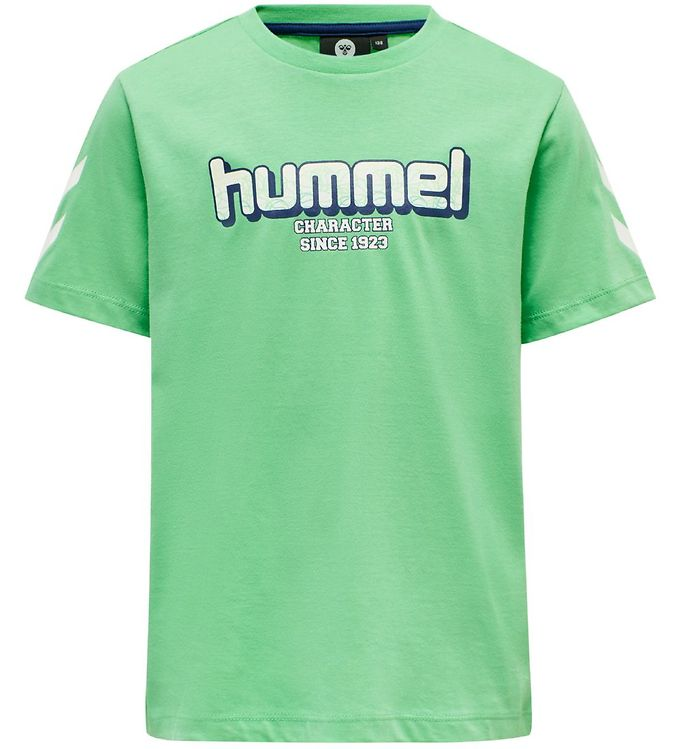 Hummel hmlDREI T-Shirt L//S !Climbing ivy
