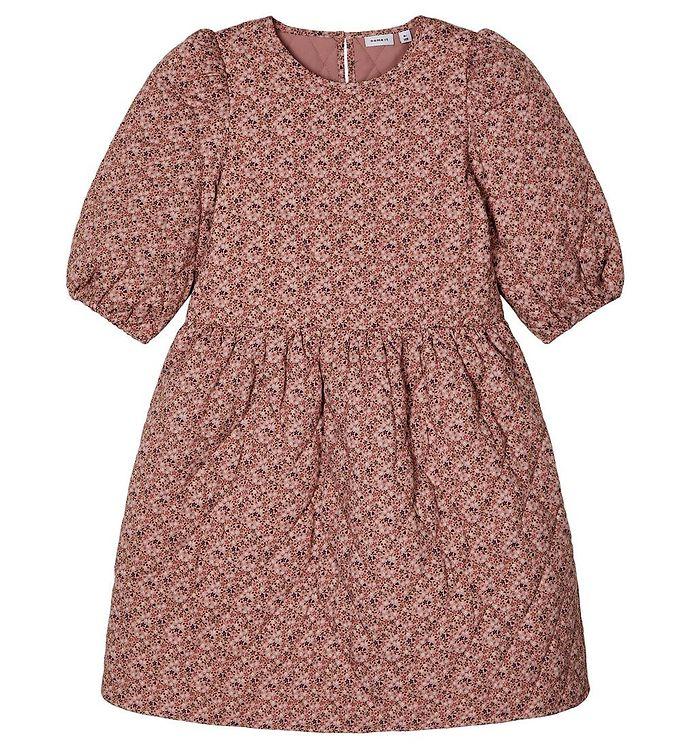 NAME IT M/ädchen Nkffania Ss Dress Kleid