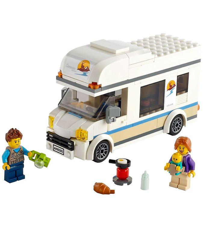 LEGO City - Semesterhusbil 60283 - 190 Delar