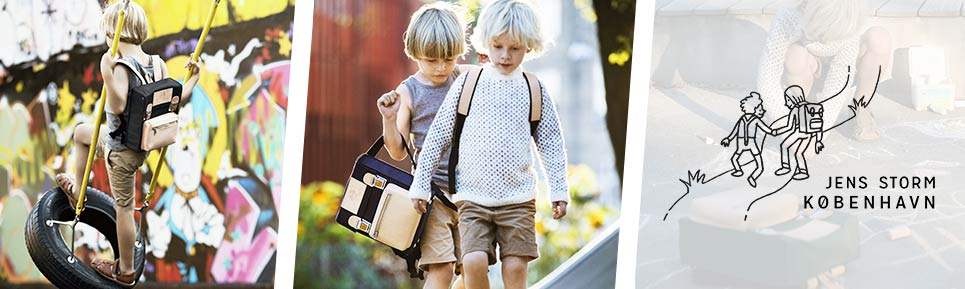 Jens Storm Kbh Accessories for Kids