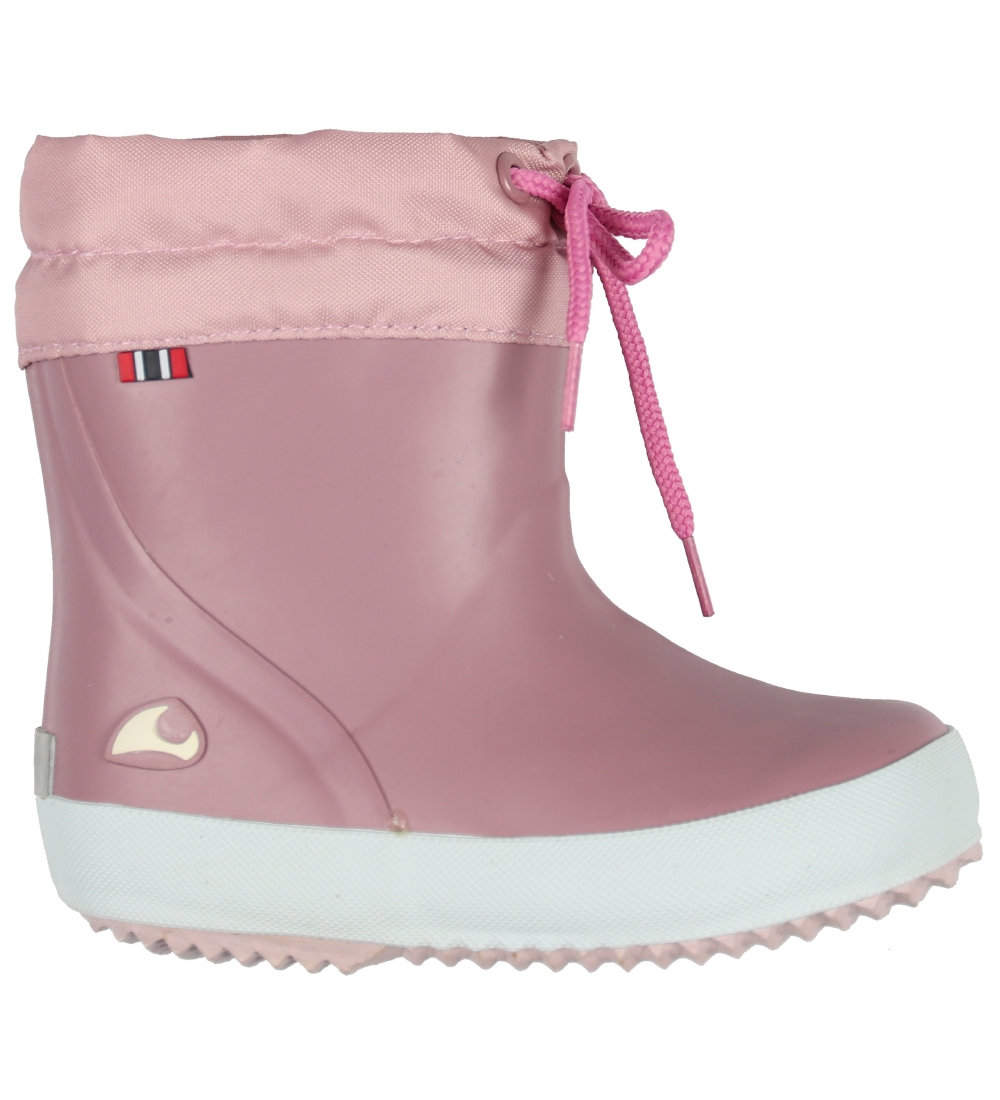 Viking Thermo Boots w. Lining - Indie Alv - Pink