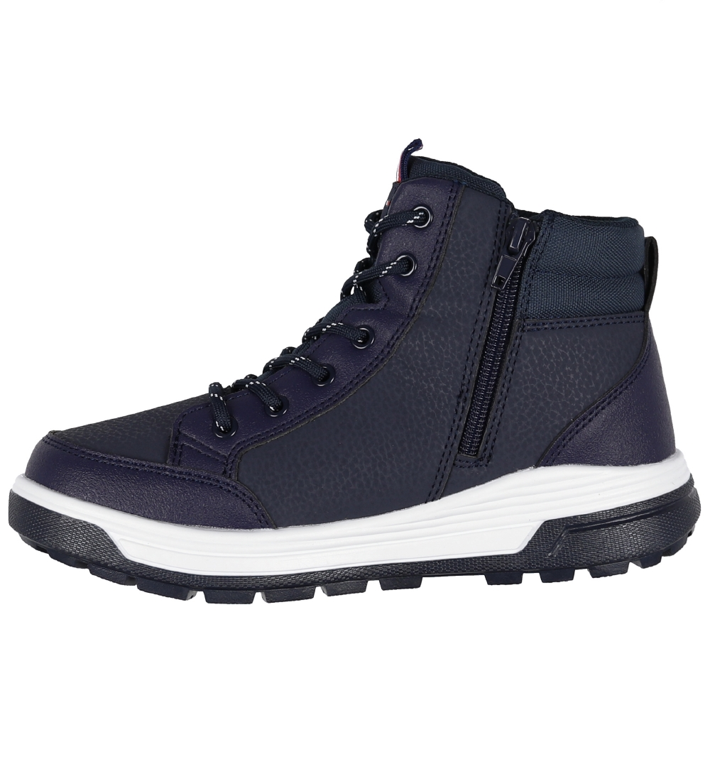 Tommy Hilfiger Boots - Lace-up - Blue
