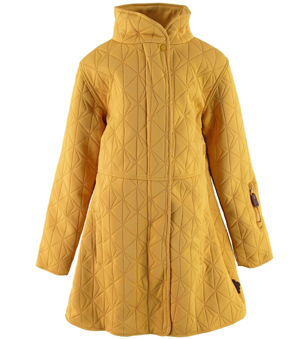 byLindgren Thermo Coat - Sigrid - Pure Gold