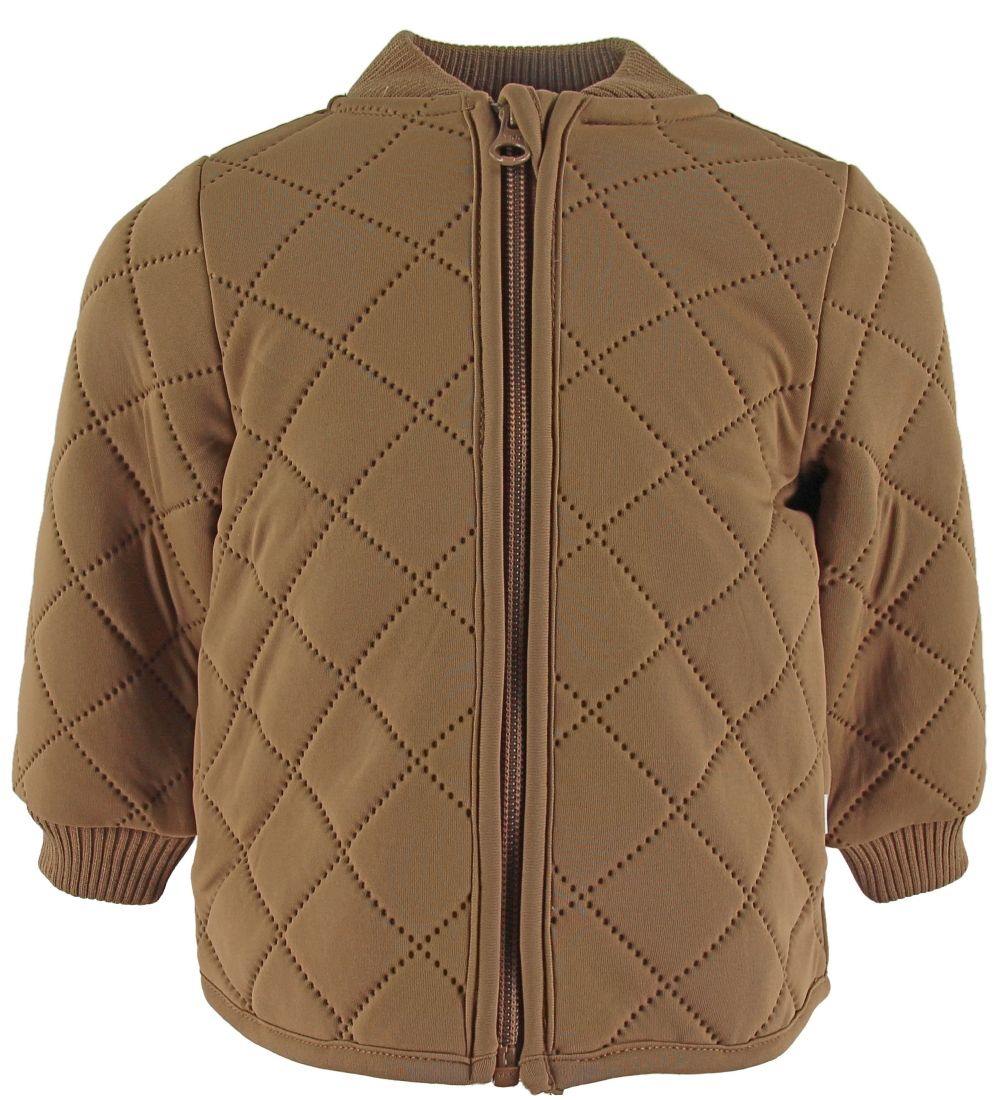 Wheat Thermo Jacket - Loui - Caramel