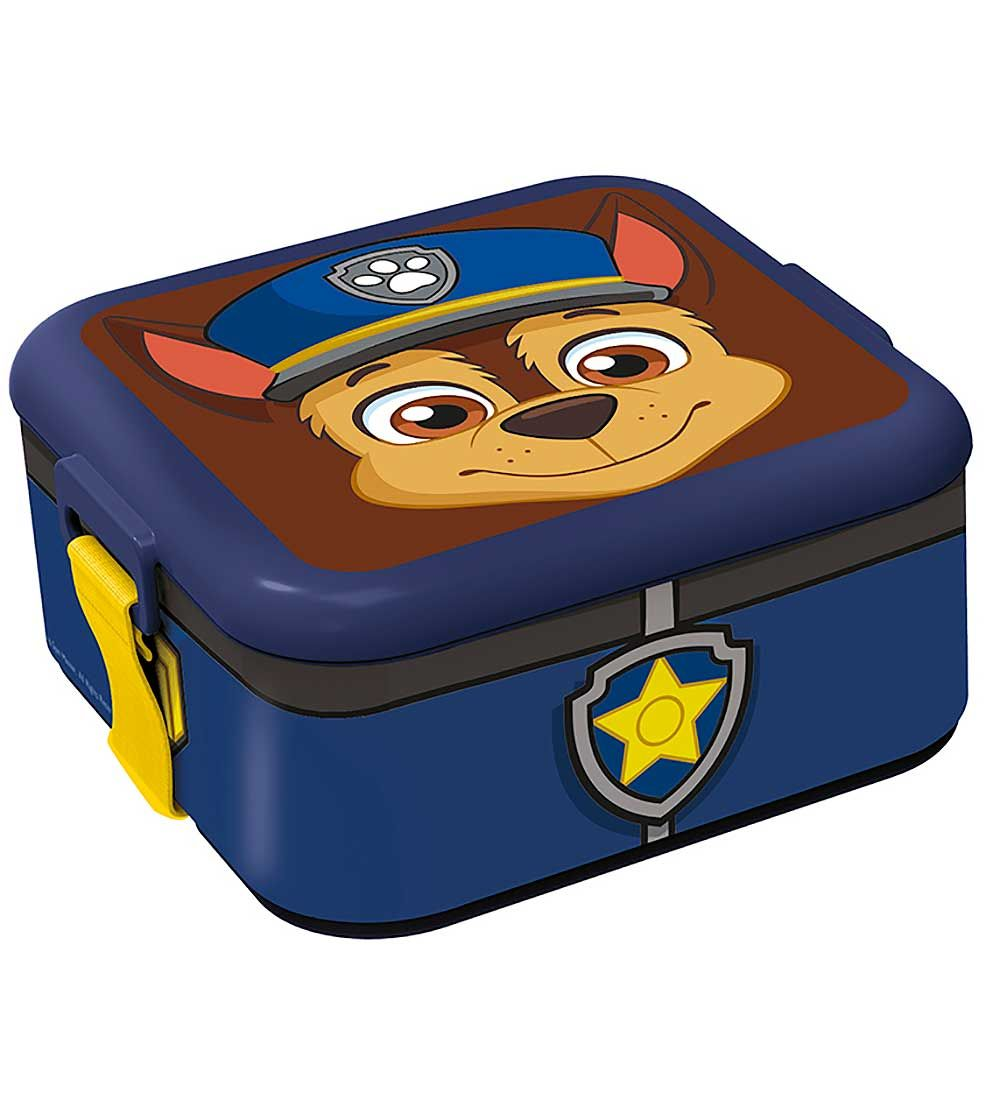 Paw Patrol Lunchbox - Dark Blue/Chase