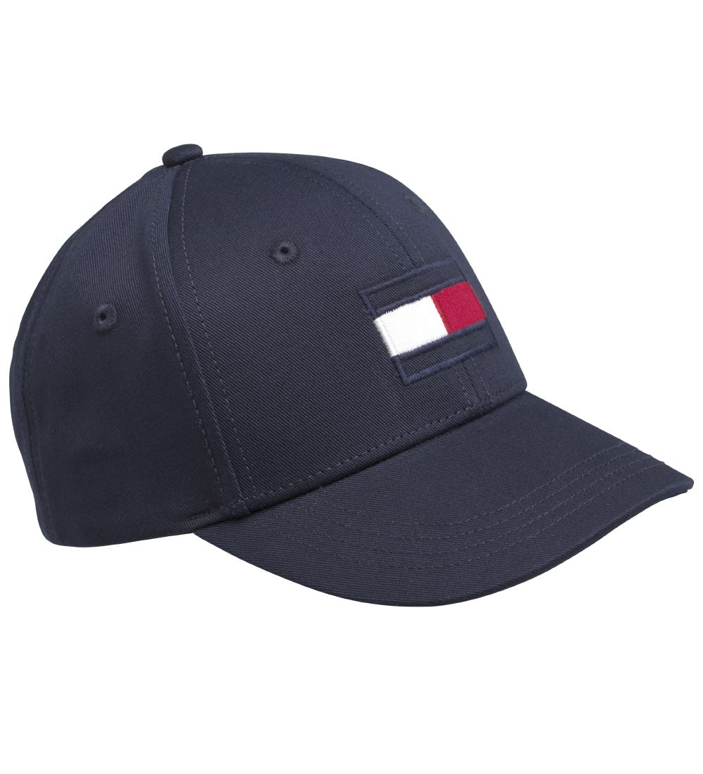 Tommy Hilfiger Cap - Big Flag - Black Iris