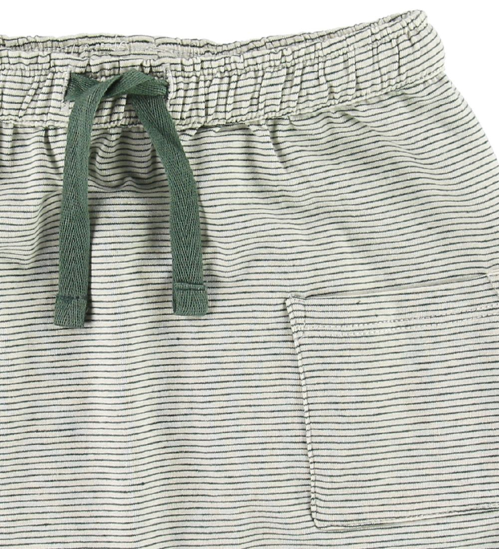 Soft Gallery Shorts - Flair - Hunter Green