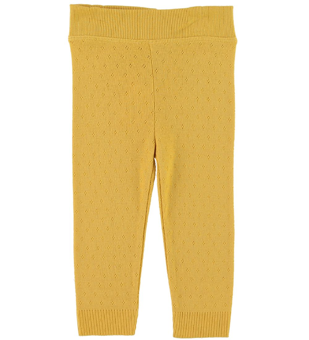 Noa Noa Miniature Leggings - Spicy Mustard