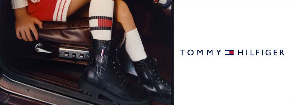 Tommy Hilfiger Clothing & Footwear for Kids