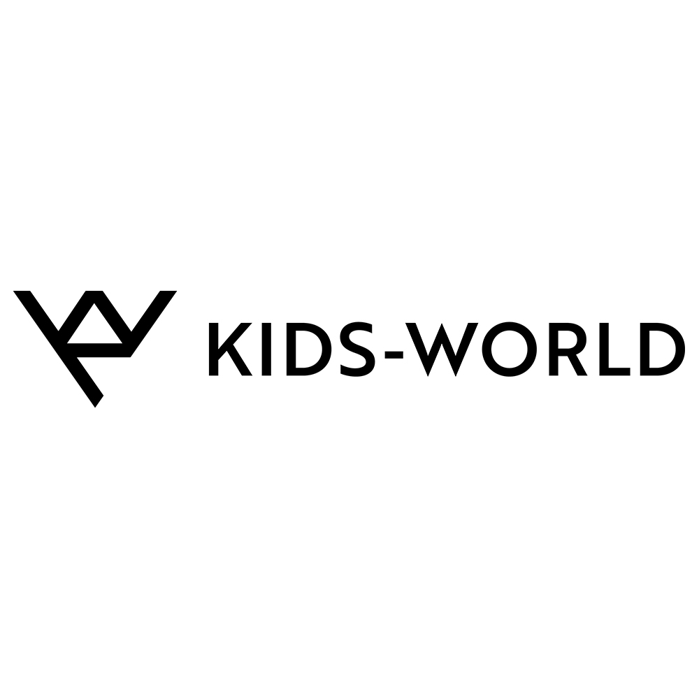 Kids-world logo